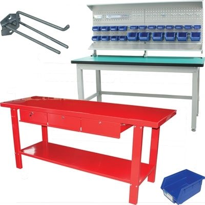 Work Benches & Accessories